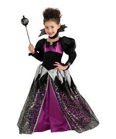 This Spider Queen Dress-Up Set - Toddler & Girls by Rubie's is perfect! #zulilyfinds