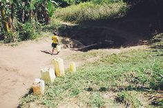 Joy the Baker – What It Means To Boil Water #Uganda #Water #Carrying Water #MudStove