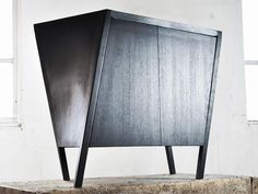 Walking Cabinet by Markus Johansson