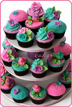 Cupcakes and happiness