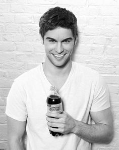 chace crawford, peopl, guy, diets, chase crawford, beauti, men, boy, diet coke