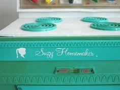 Suzy Homemaker ; )