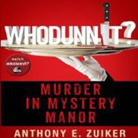 "FREE ""Whodunnit?"" Audio Book download!"