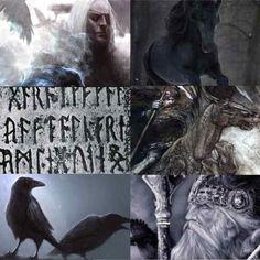 Mythology // Odin