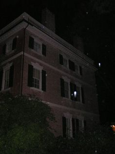 Today many believe the house is haunted by the White family. People claim to see ghostly faces looking out of the second floor windows, and many hear ghostly footsteps while touring the house. Some even claim that the grisly murder is reenacted on the anniversary of their death.