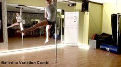 Pole Dance Combinations - Inspiration Video Vol. 2 by Jeannine Wilkerling vertic danc, danc tutori, pole work, pole move, danc combin, pole trick, danc joy, inspir video, pole dance