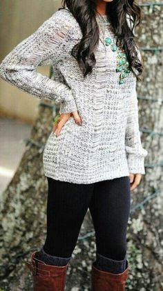 #fall #fashion / gra