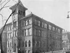 stone and thomas wheeling wv | Cathedral Parish School - Wheeling, West Virginia - Photos Then and ...