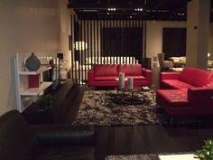 Canada 39 s first natuzzi italia store at sandy 39 s furniture on pinterest - Natuzzi vancouver ...