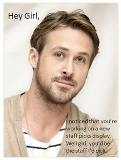 hey girl. I like the library too.