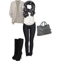 fashion outfit, august outfits, outfit sets, casual friday, casual fall, jean outfits, polyvore fall outfits, airport outfits, jean and boots outfits