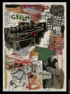 jaune quick to see smith   Jaune Quick-to-See Smith (b. 1940) – Salish ...   Contemporary Art ...