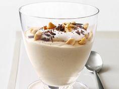 Peanut butter mousse healthy dessert recipe
