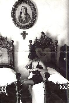 Marpessa for Dolce e Gabbana by  Ferdinando Scianna
