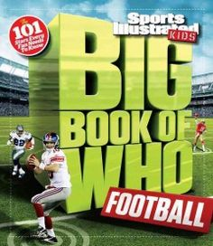 J 796.332 BIG. Highlights the achievements of football's biggest stars including Super Bowl champions, record breakers, high scorers, top yardage gainers, and players known for their personalities.