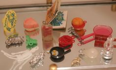 Vintage - Crackerjack over 10-piece w-Extras Prizes Toy Lot - 60s 70s - FREE SHIPPING. $7.00, via Etsy.