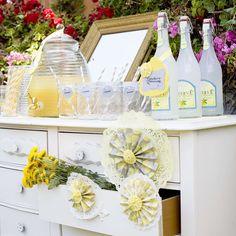 Charming Honey Bee Birthday Party