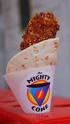 Mighty Cone & 2 Austin fav's make it on America's best food trucks list