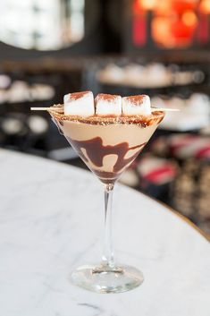 chocolate cocktail w
