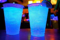 Electric Gatorade  1/2 shot Vodka,1/2 shot Rum, 1/2 shot Gin, 1/2 shot Melon Liqueur, 1/2 shot Triple Sec. Fill glass Sour Mix