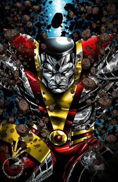 Colossus by *JonHughes on deviantART