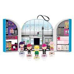 Harajuku Lovers Wicked Style Blockbuster Set Eau De Toilette Spray