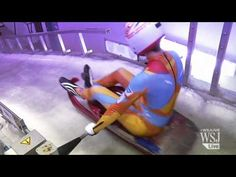 ▶ Winter Olympics 2014 Preview: Luge Training   Sochi Olympics - YouTube
