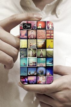 Turn your Instagram photos into a phone case