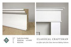 Classical Craftsman Header