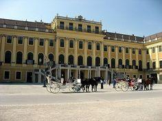 Spend a day at Schloss Shonbrunn: http://www.schoenbrunn.at/en.html