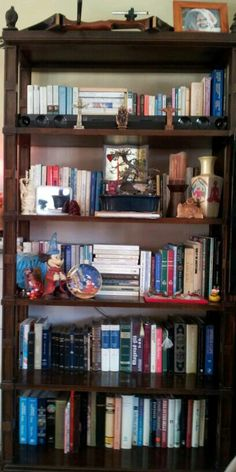 Make offer. Bookcase stays. Pure smart and Pure Love.