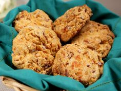 Cheddar Bacon Biscuits from Kimberlys Simply Southern...YUM!