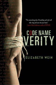 Code Name Verity by Elizabeth E. Wein