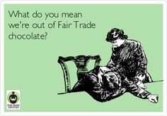 #FairTrade #chocolate