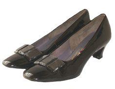 Florsheim Black Patent Leather Shoes
