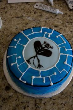 Creature power disc cake
