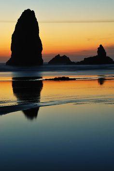Oregon, Cannon Beach