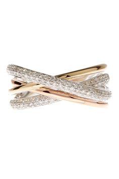Effy Trio Diamond Ring