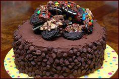 Hugs & CookiesXOXO: EXTREME OREO CHEESECAKE -CHEESECAKE FACTORY COPYCAT
