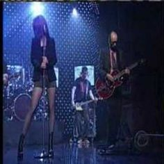 """""""Bleed Like Me"""" (Live on David Letterman) by Garbage"""