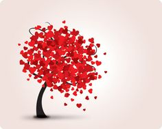 Lovely Tree Vector Graphic FREE