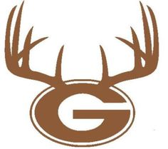 Man Cave Wall Decal for Georgia Bulldogs or Green Bay Packers Fans - Great for Baby Boy Nursery or Teen Bedroom