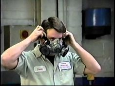 Auto Body Respirator Training Video