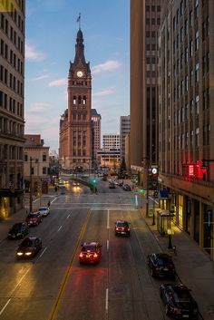 This is Milwaukee