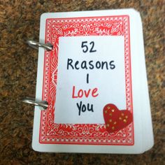365 Reasons Why I Love You: I gave this to my boyfriend for ...