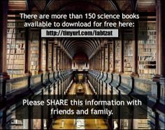 For the future... 150 free science and math books to download