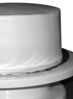 Quick  Easy Smooth Icing Using a Roller (Melvira Method) - Cake Central Community