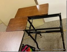 Typing table to fit a Singer 99......AWESOME!