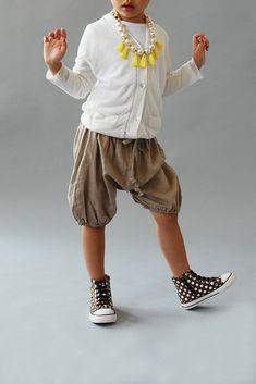 the | sinai | bloomer shorts