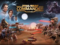 Star Wars: Commander App by LucasArts